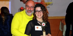 Erica Bianchi trionfa al Concorso Stars in Progress 2014