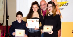 Totti Vocal Studio premiato allo Stars in Progress 2014 tappa di Anagni