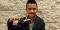 Antonio Marano premiato all'Italian Talent Lab 2014