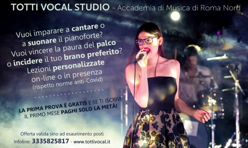 Totti Vocal Studio