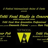 Totti Vocal Studio New Generation Professional in Concert