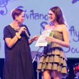 Caterina vince il Primo posto al concorso canoro Civitanova Solidarity Sound