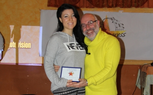 Sara Ryan Frattari Ospite d'Onore allo Stars in Progress 2014